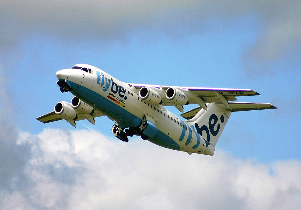 FlyBE_Bae146_G-JEAW_GLW Pennsylvania Star Mobile Home Manufactured Site Lease Agreement on