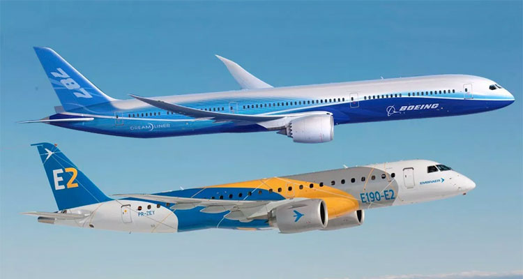 beoing embraer deal